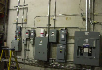 Tacoma Industrial Electrical Contractor work.