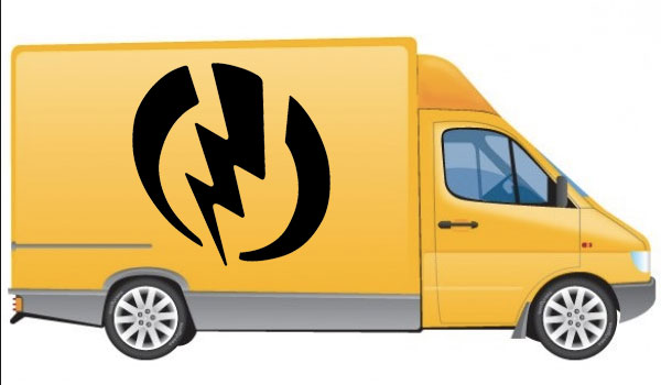 electrician-tacoma-washington - bigger van