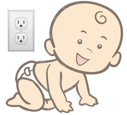 electrician-tacoma-washington-baby-safety